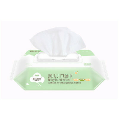 Sensitive Protect Baby Wet Wipes Hand Body Cleaning Portable 1 Pack 80 Wipes