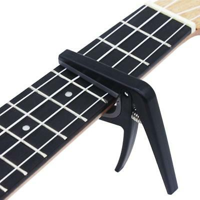 Guitar Capo For Acoustic/Electric/Classic Ukulele Trigger Quick Change Key Clam