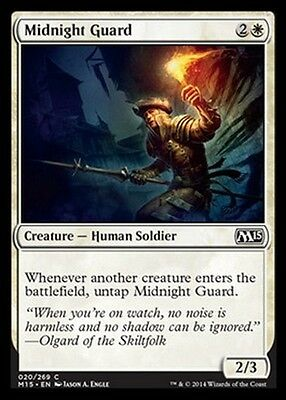 Magic: The Gathering, MTG) 4x Generator Servant ● M15 ● M/NM ● Magic MTG 2015 kaartspellen