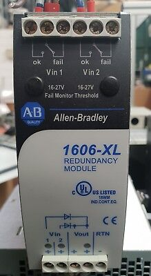 Allen Bradley 1606-XLRED20-30 Dual Redundancy Module