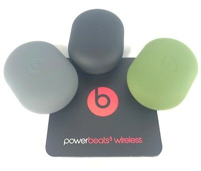 Genuine Official Beats by Dr Dre Rubber Case For Power Beats 3 Soft Carry Shell