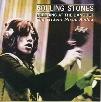 The Rolling Stones – Bleeding At The Banquet: The Trident Mixes Redux CD Digipa