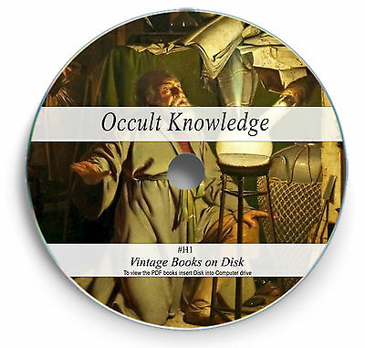 2049 Rare Occult Books Spells Wicca Witchcraft Paganism Astrology