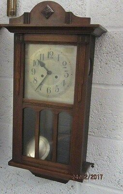 Wall Clock In Working Order