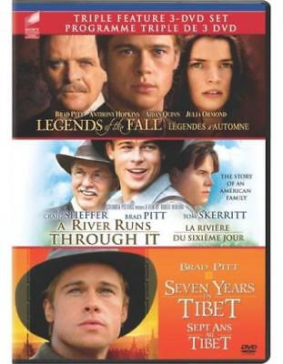Legends of the Fall/A River Runs Through It/ Seven Years in Tibet (Bilingual)