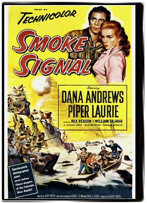 Smoke Signal 1955 DVD - Dana Andrews, Piper Laurie, Rex Reason