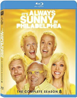 It's Always Sunny in Philadelphia: The Complete Eighth Season [Blu-ray]
