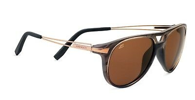 4c6a024cd7 SERENGETI UDINE SUNGLASSES 7759 (Brown Frost Fade