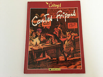 Contes Fripons (Cabanes)