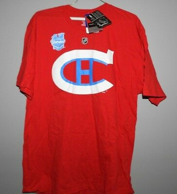 fdabe841a NEW MENS REEBOK Winter Classic Montreal Canadiens Hockey Jersey ...