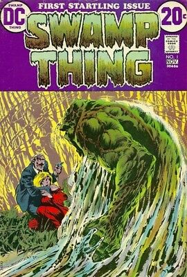 Us Comics Swamp Thing Vol 1-6 Complete Digital Collection On Dvd