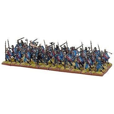Kings of War Skeleton Horde (40)