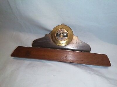 Vintage Universal All Angle Spirit Level.Universal MFG Co. New York.