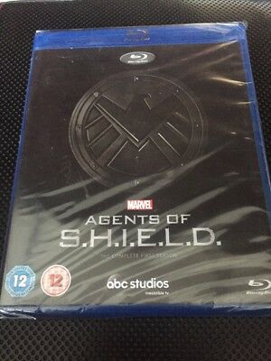 MARVEL'S AGENTS OF S.H.I.E.L.D. Season 1 [Blu-ray 5-Disc Set] Shield First One