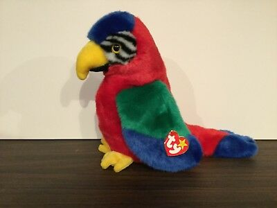 0803b0ff7fe TY BEANIE BABY Buddy Buddies Collections - Jabber the Parrot -  8.99 ...