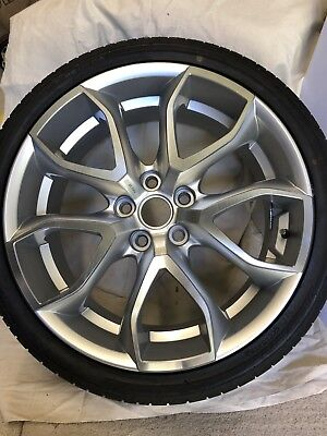 GENUINE HOLDEN HSV VE Pentagon 20X8 0 Front Wheel Rim And Bridgestone  Potenza