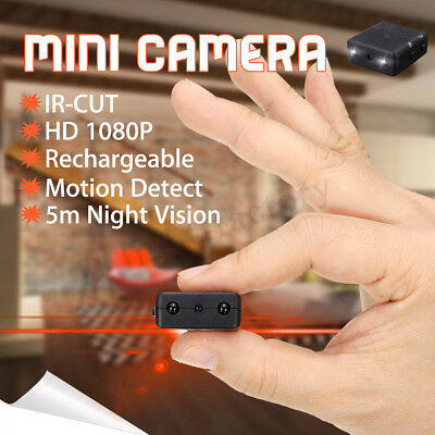 Smart Mini 1080P Full HD Infrared IR-CUT Camera Night Vision Micro Home Indoor
