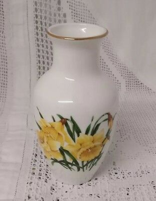 WELSH TENBY DAFFODIL CHINAWARE Small Vase