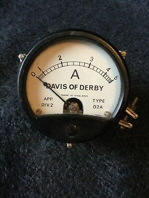 Davis Of Derby Gauge Type D2A