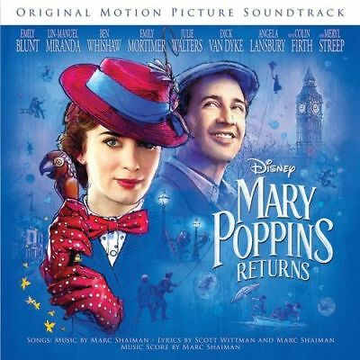 Various Artists - Mary Poppins Returns * New Cd