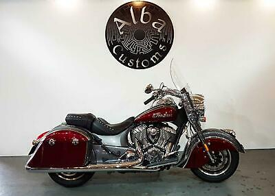 Indian SPRINGFIELD TWO-TONE INDIAN MOTORCYCLES LOW RATE FINANCE AVAILABLE