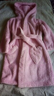 Age 2-3 Pink Dressing Gown