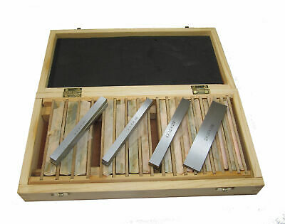 Rdgtools 12Pr Metric Parallel Steel Set Matched Pairs 10Mm Wide 120Mm Long