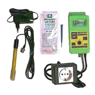MILWAUKEE SMS122 Regolatore PH / CO2 Modifica con Co2 il Ph in acquario sms 122