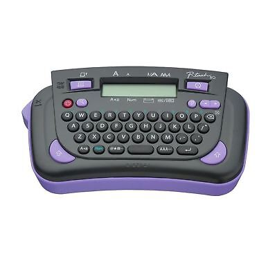 Brother P-Touch PT-80 Handheld Labelling Machine 12-characted LCD Display