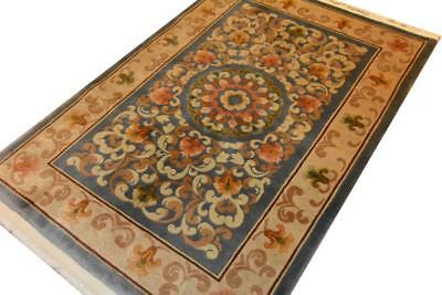 Peking China 121x183 handgeknüpft Orient Teppich Rug Carpet