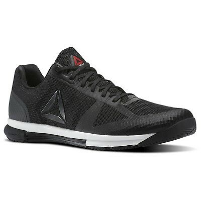 7497787d0d2 Reebok CrossFit Speed TR 2.0 Men s Trainers (Size 11) Black White Red BS8098