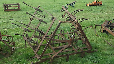 Massey Ferguson Folding Harrows 10 ft wide £370 plus vat