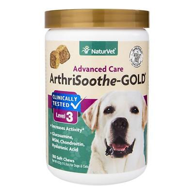 ArthriSoothe-GOLD Level 3 Soft Chew Jar 180 ct