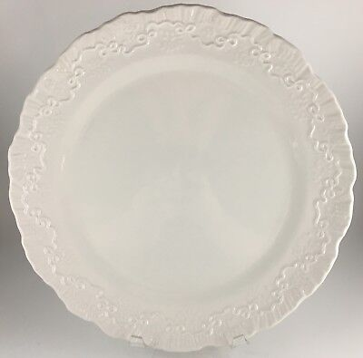 Ralph Lauren Wedgwood Claire Charger / Service plate 13 ""