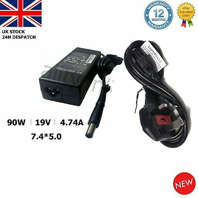 19V 4.74A 7.4*5.0mm HP Laptop Charger Adapter G60 G70 6735B 6735S 6710b 6715b