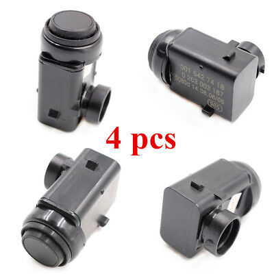 4 Pcs Parking Sensor for Mercedes Benz A, C,E,R-Class 0015427418 , 0035428718