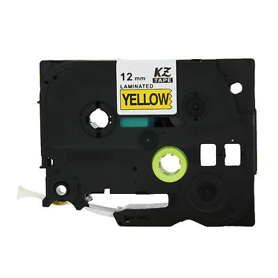 TZe-231 12mm Label Tape TZ 431 531 631 731 For Brother P-Touch PT-E550W PT1010NB
