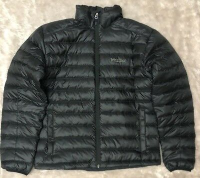 bc5fc89df NEW WITHOUT TAGS Marmot Men's Azos Down Jacket Winter 700 FILL Size M Black