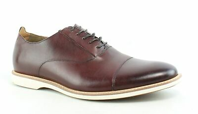 ALDO Mens Diggs Bordo Bordo Oxford Dress Shoe Size 12 (E e6217cdb1af