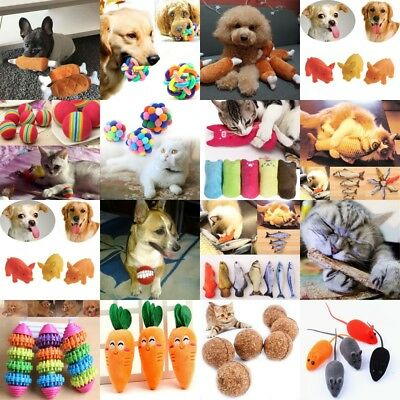 Pet Toy for Dog Cat Chew Ball Funny Toys Tooth Grinding & Training Pet Supplies