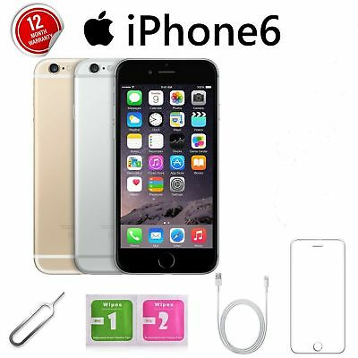 Apple Iphone 6 16 Gb Space Grey Silver Gold 12 Month Warranty Factory Unlocked