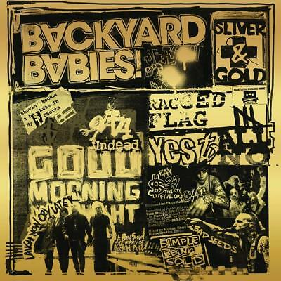 Backyard Babies - Sliver And Gold CD ALBUM NEW (1ST MAR)