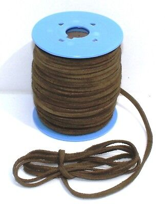 Dark Brown Spanish Leather Cord//Thong  2mm various lengths 4mm 3mm