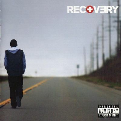 EMINEM recovery (CD, album, 2010) hardcore hip-hop, pop rap, very good condition