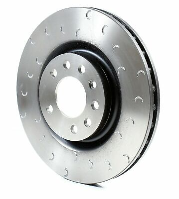 Rear  Grooved Brake Discs to fit Ford Focus RS MK1