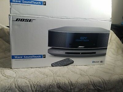 BOSE WAVE SOUNDTOUCH Music System IV Audio Shelf System