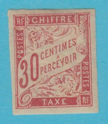 French Colonies J19 Postage Due  Mint Never Hinged Og * No Faults Very Fine !
