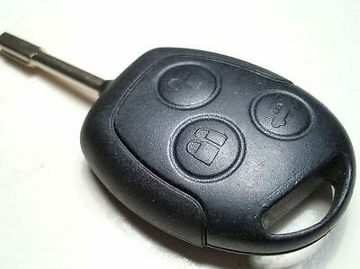 GENUINE 3 BUTTON KEY FOB REMOTE  for FORD FIESTA, FUSION, CONNECT