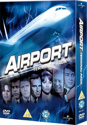 Airport Terminal Pack (Box Set) [DVD]
