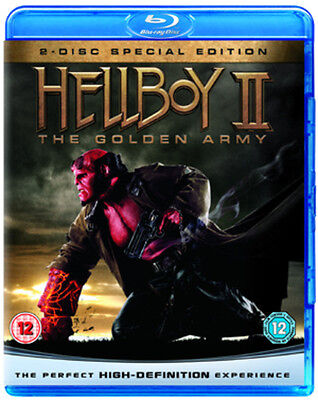 Hellboy 2 - The Golden Army (Special Edition) [Blu-ray]